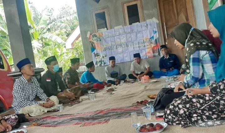 FGD PR IPNU-IPPNU Tlanakan Pemuda adalah Bagian dari Perekat Persatuan Bangsa