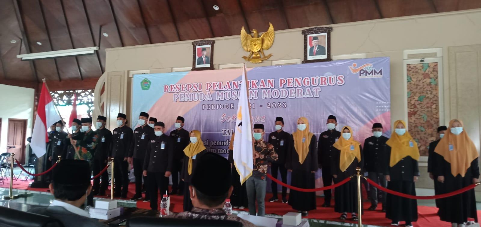 Dilantik Menjadi Ketua PMM Pamekasan, Moch. Bahtiar Fauzi Ajak Pengurus Mantapkan Niat Perjuangan