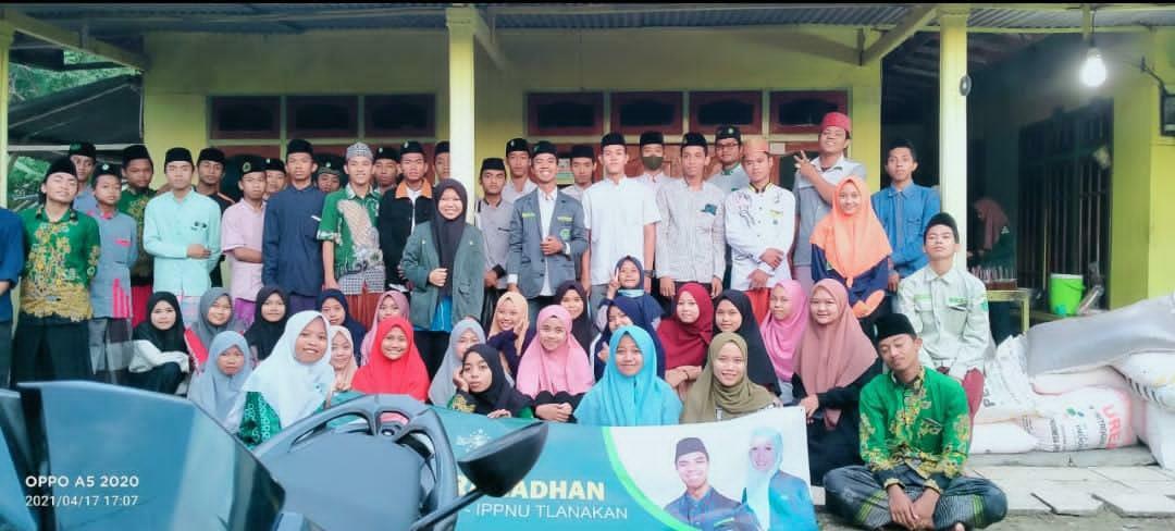 PAC Bersama PR IPNU-IPPNU se-Kecamatan Tlanakan